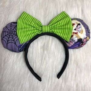 Disney Villains Minnie Mouse Ears